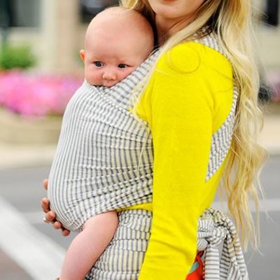 Annelerin Kurtarıcısı Bebek Taşıma Şalları