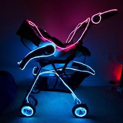 Alıştığımızdan Farklı Bebek Arabası Modelleri