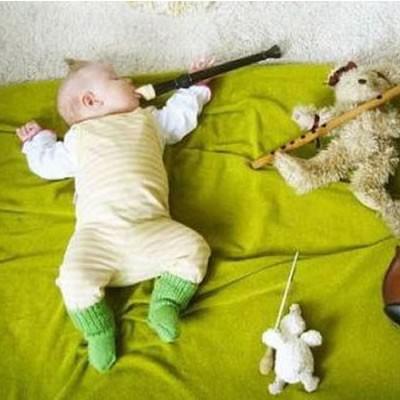 Hikaye Konseptli Bebek Fotoğrafları