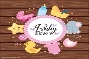 Baby Shower Davetiye Örnekleri