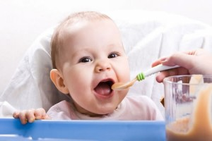 Bebeklerin Beslenme Programı