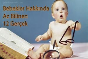 Bebekler Hakkında Az Bilinen 12 Gerçek