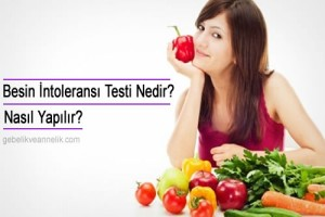 Besin İntoleransı ve CNS Besin İntoleransı Testi
