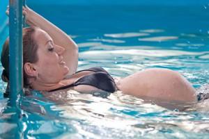 Hamilelik Dönemi Yüzme