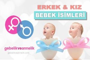 Erkek Kız Bebek İsimleri ve Anlamları