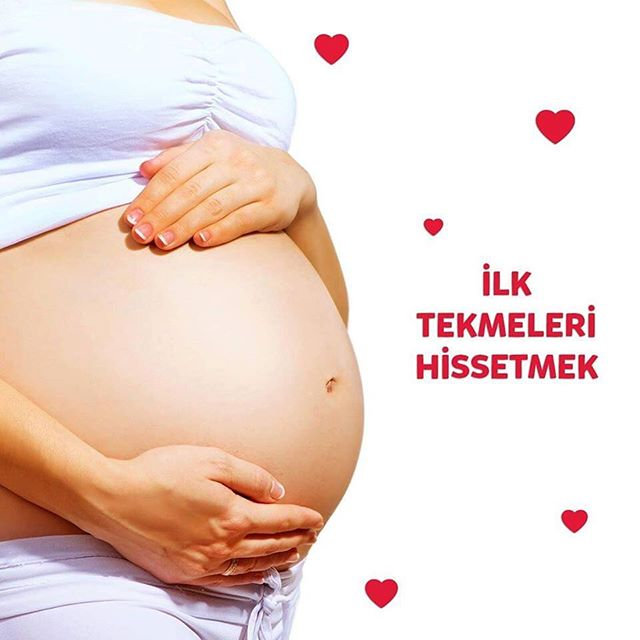 Bebeğinizin ilk tekmelerini kaçıncı haftada hissetmeye başladınız? #hamilelik #sağlık #bebek #bebektekmesi #gva #sorucevap